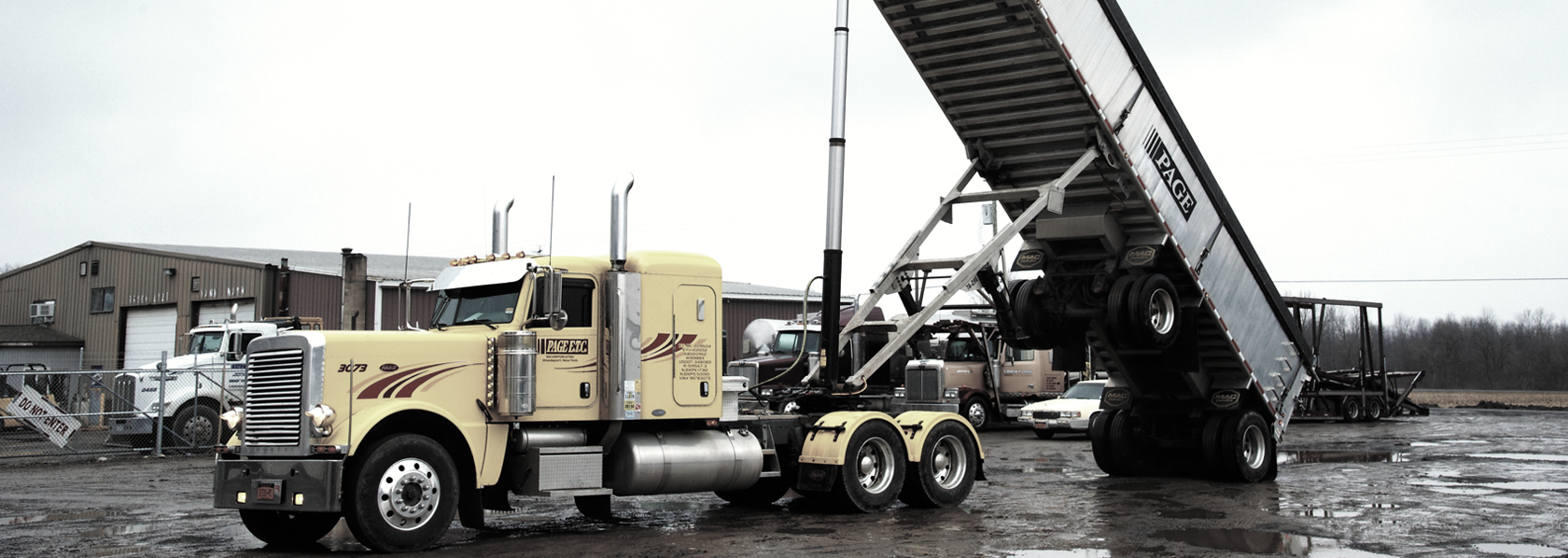 Page Trucking Inc